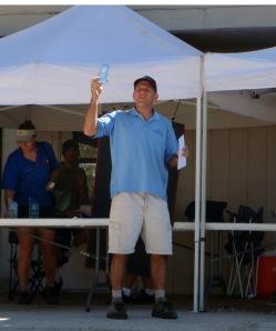 "Jeff Nichols loving his ""mountain golf"""