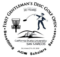 1st Gentlemans disc logo