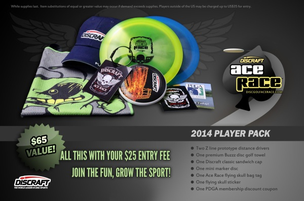 2014 Ace Race Player's Pack