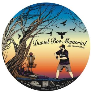 Daniel Boe Memorial Logo, by Blair McDonough